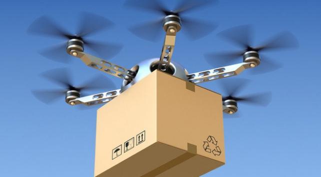 Hava Kargoda Drone Dönemi Çok Yakin